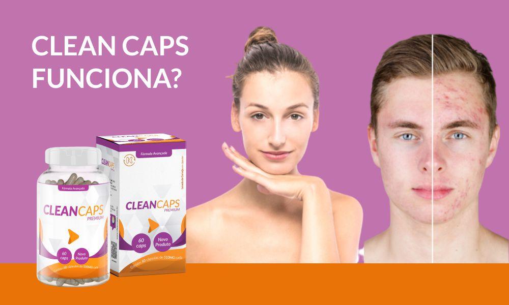 clean caps antes e depois